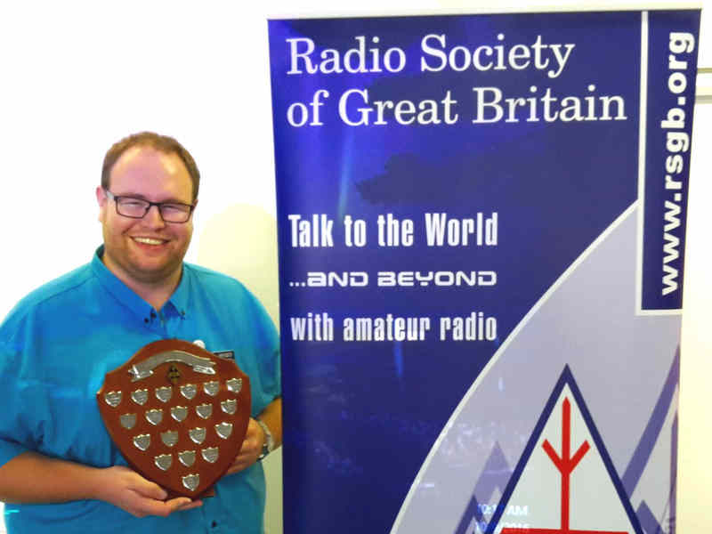 M1GEO Collecting 28 MHz Trophy