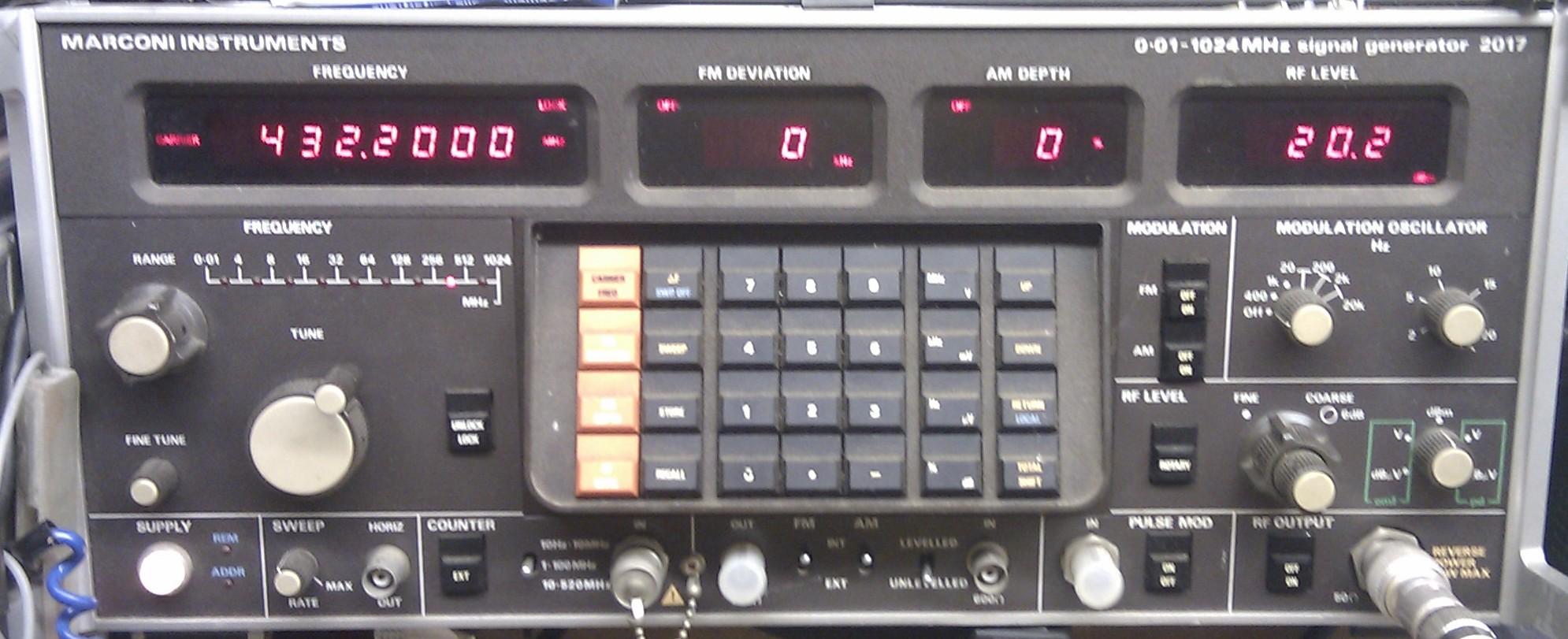 Marconi ESG