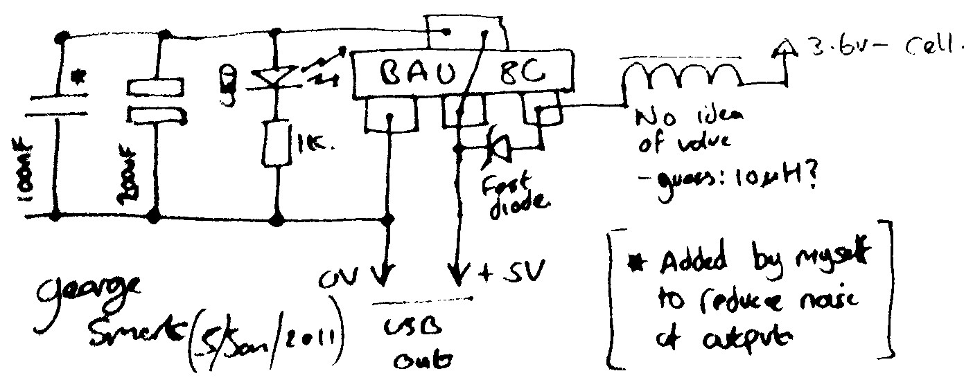 BAU8C Switching Regulator