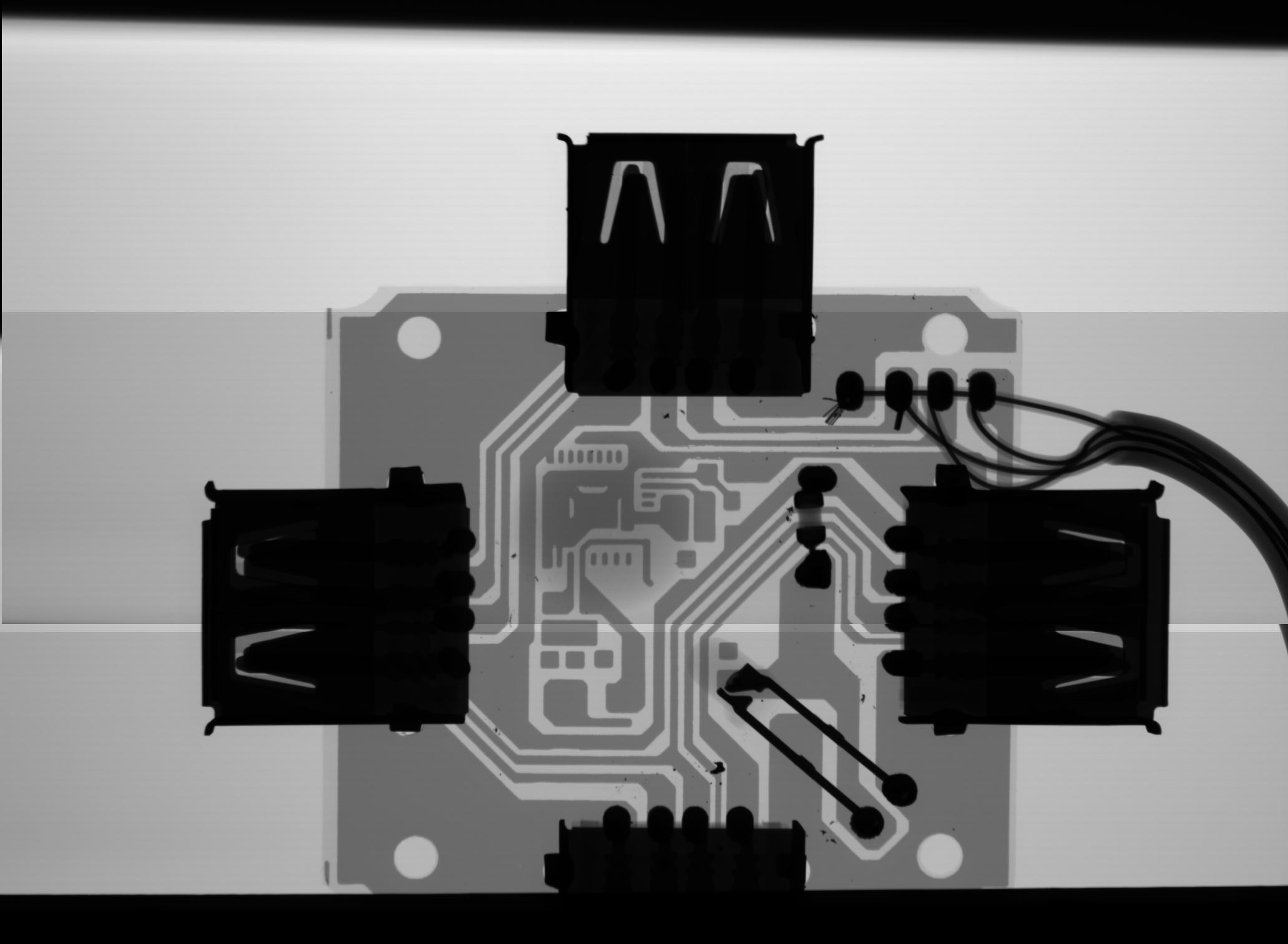 CCY-01 USB hub