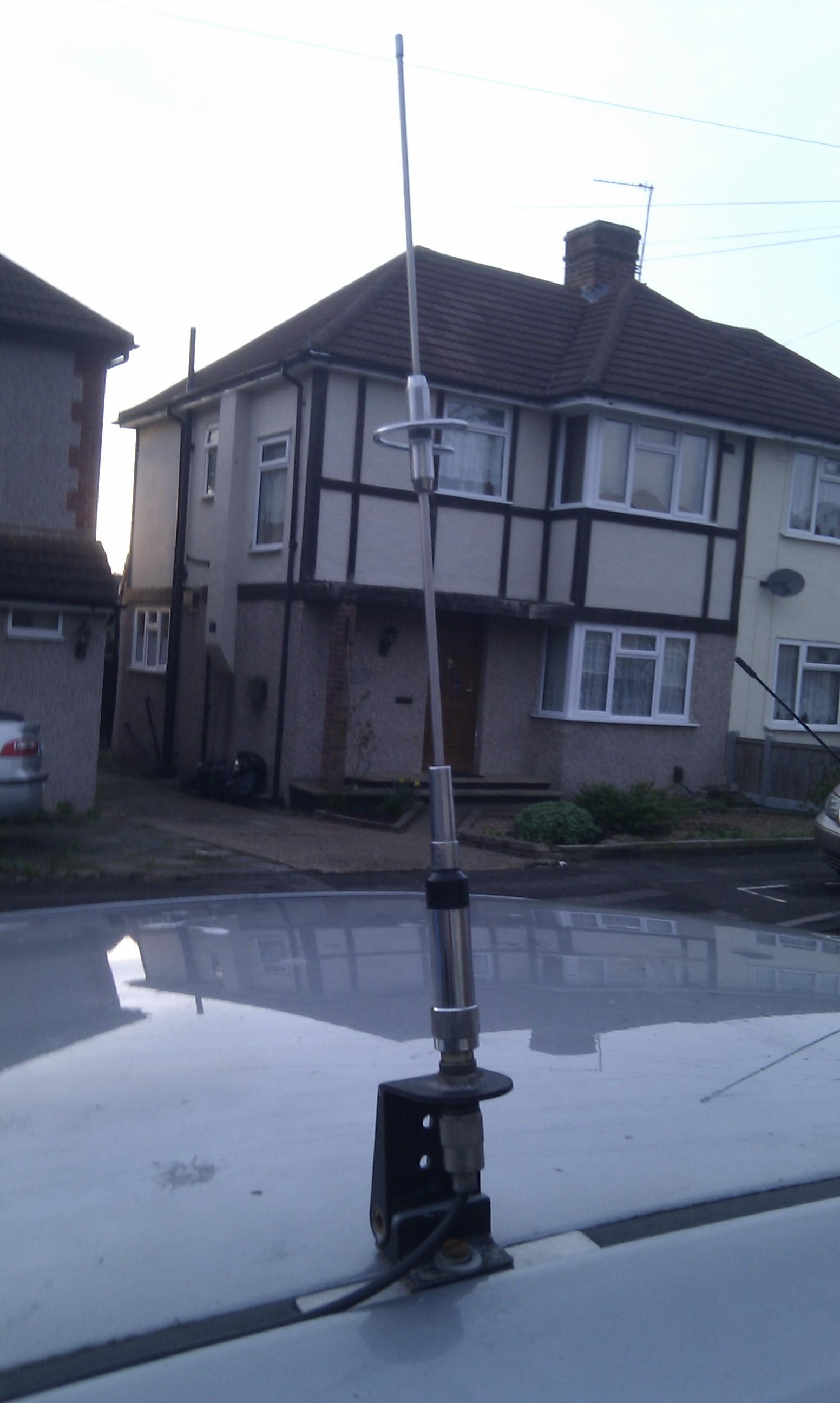 VHF/UHF Antenna