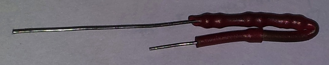 Folded Resistors with Heatshink
