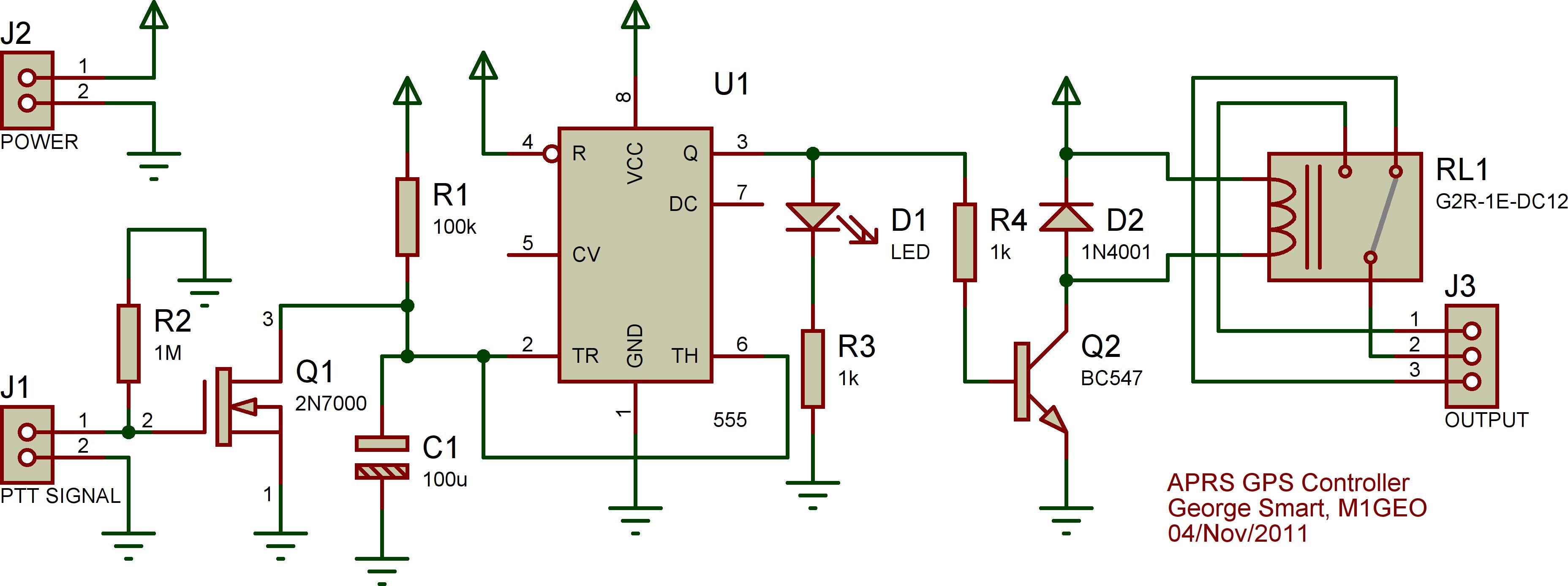 Controller Schematic