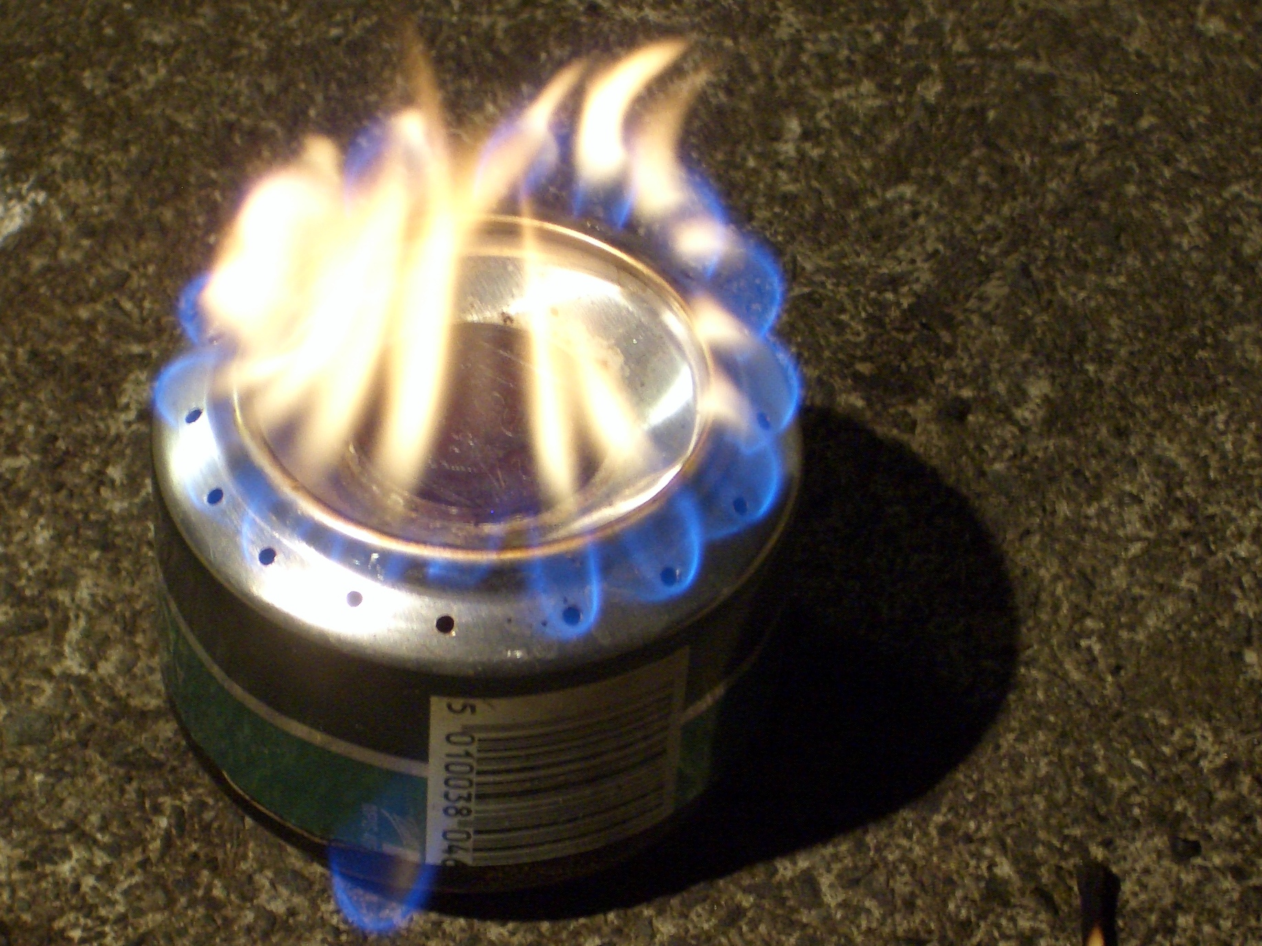 Penny Stove – George Smart – M1GEO