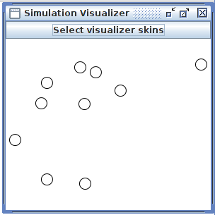 Cooja Simulation Visualiser