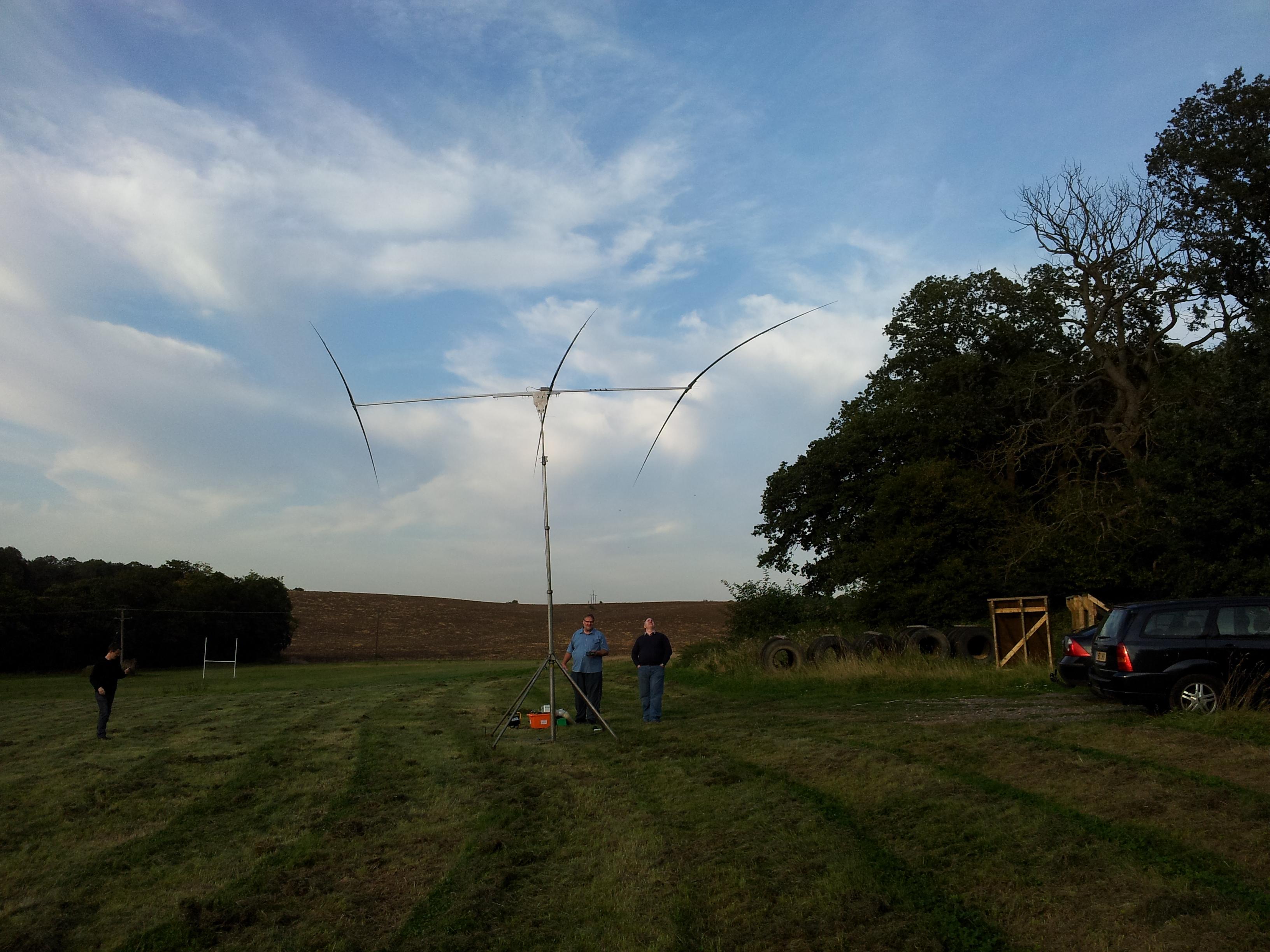 20 metre HF beam