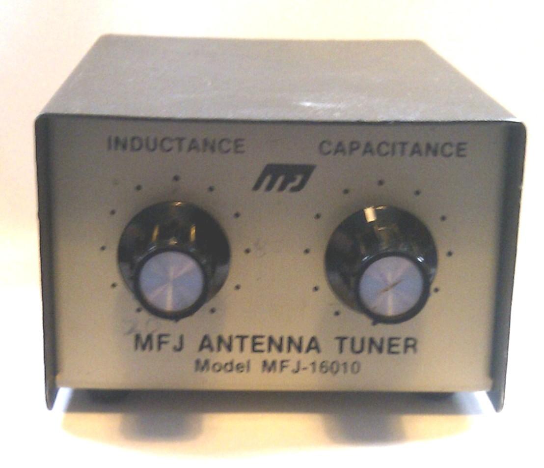 MFJ-16010 Portable ATU
