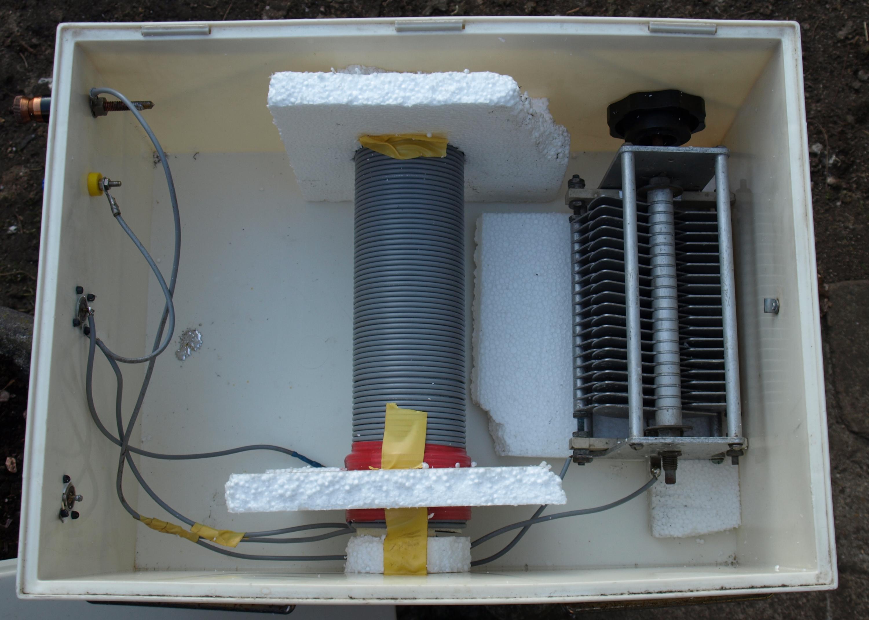 Antenna Matching Box