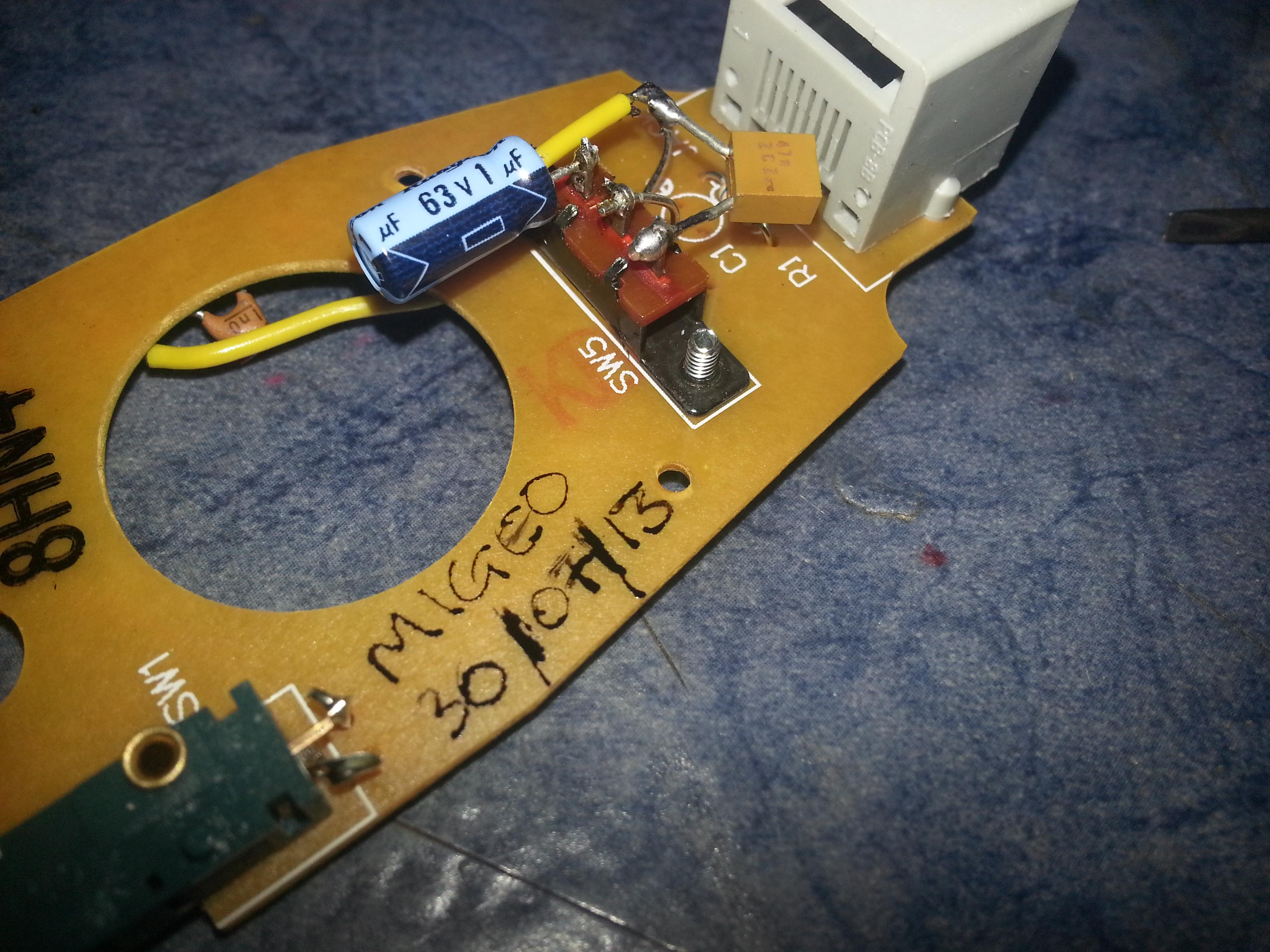 Yaesu Mh 31 Microphone Wiring Trusted Diagrams Mic Diagram Electret Condenser Mod George Smart M1geo Astatic