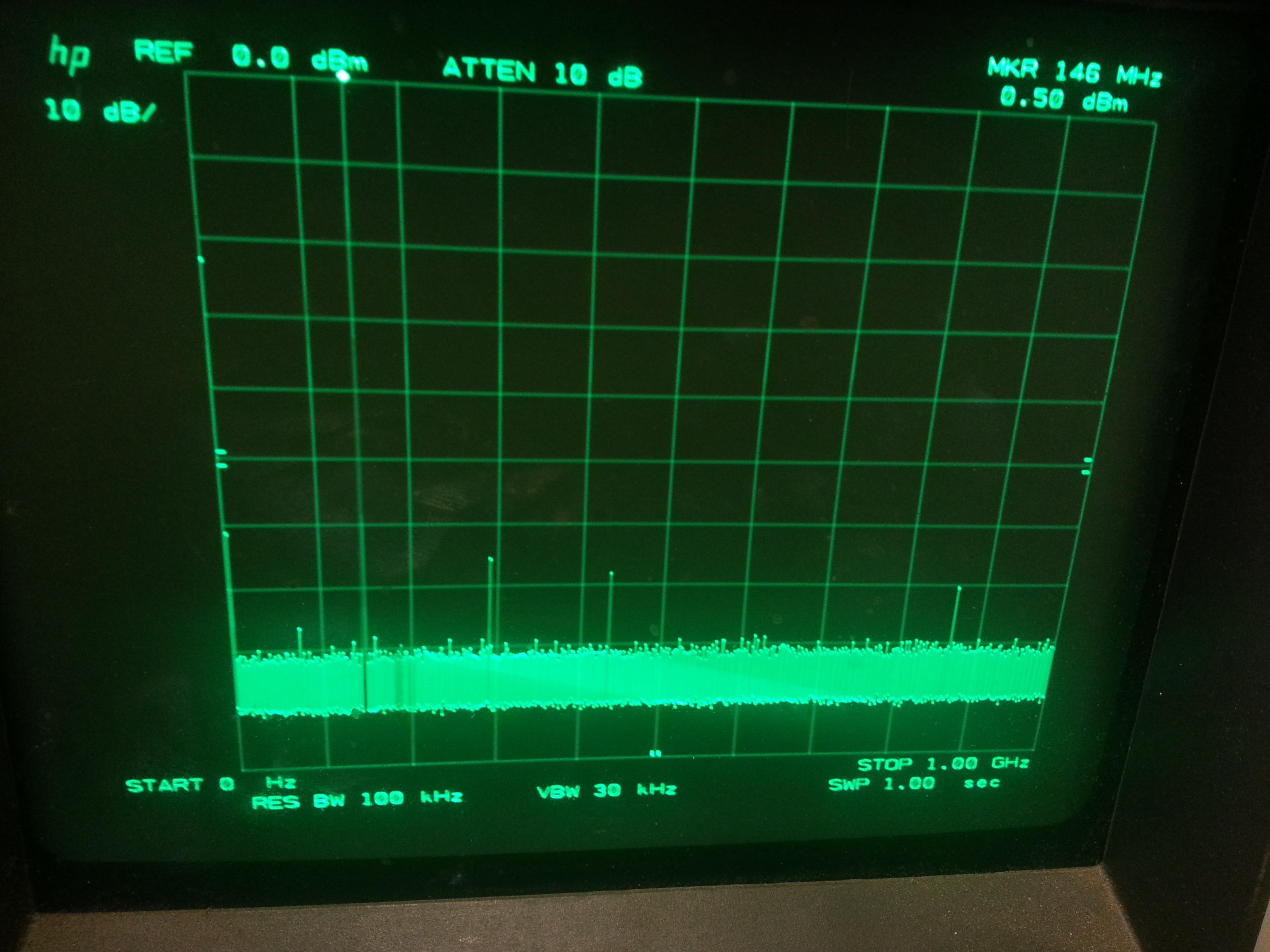 Beacon PA Spectrum