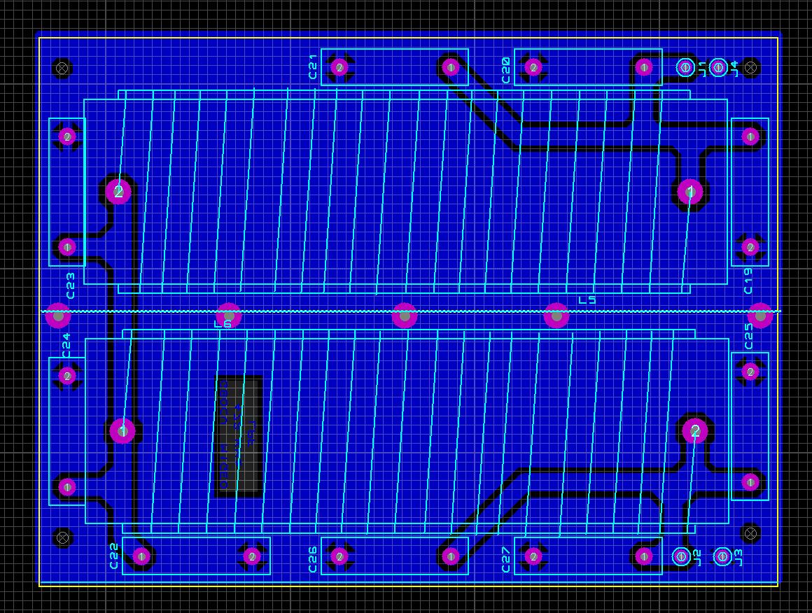 472 KHz Low Pass Filter Design - Mk 2