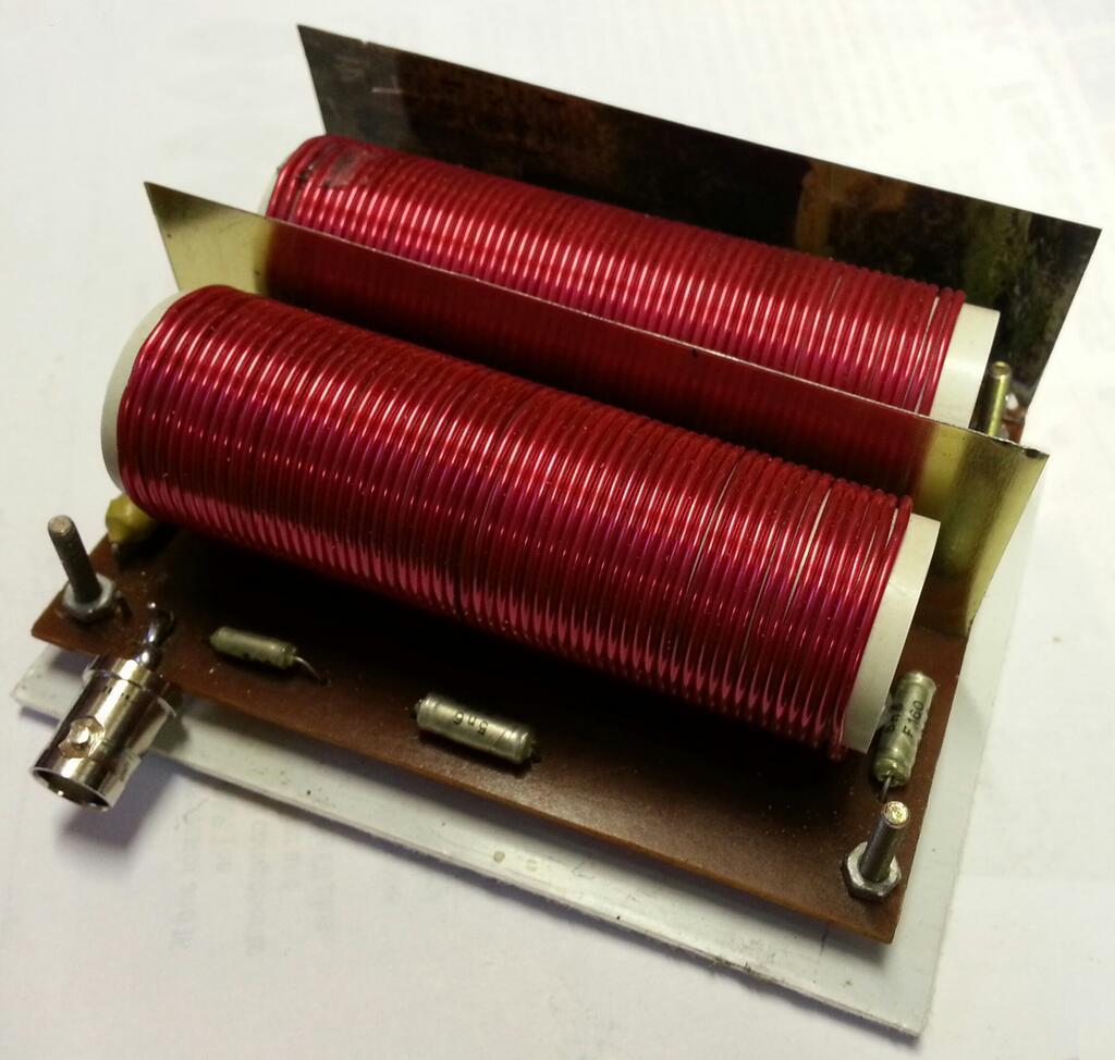 472 KHz Low Pass Filter - Mk 2