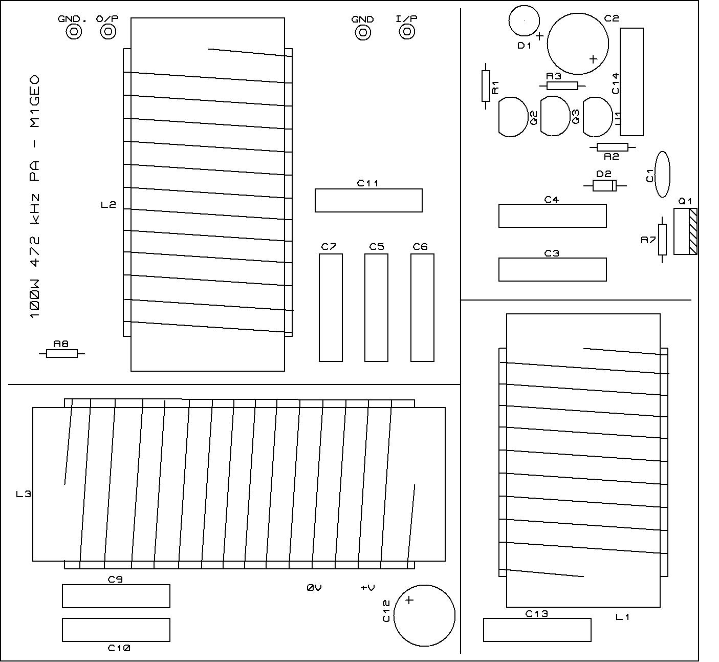PA Silk for 472 kHz