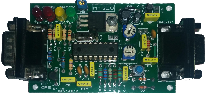 APRS Tracker – George Smart – M1GEO