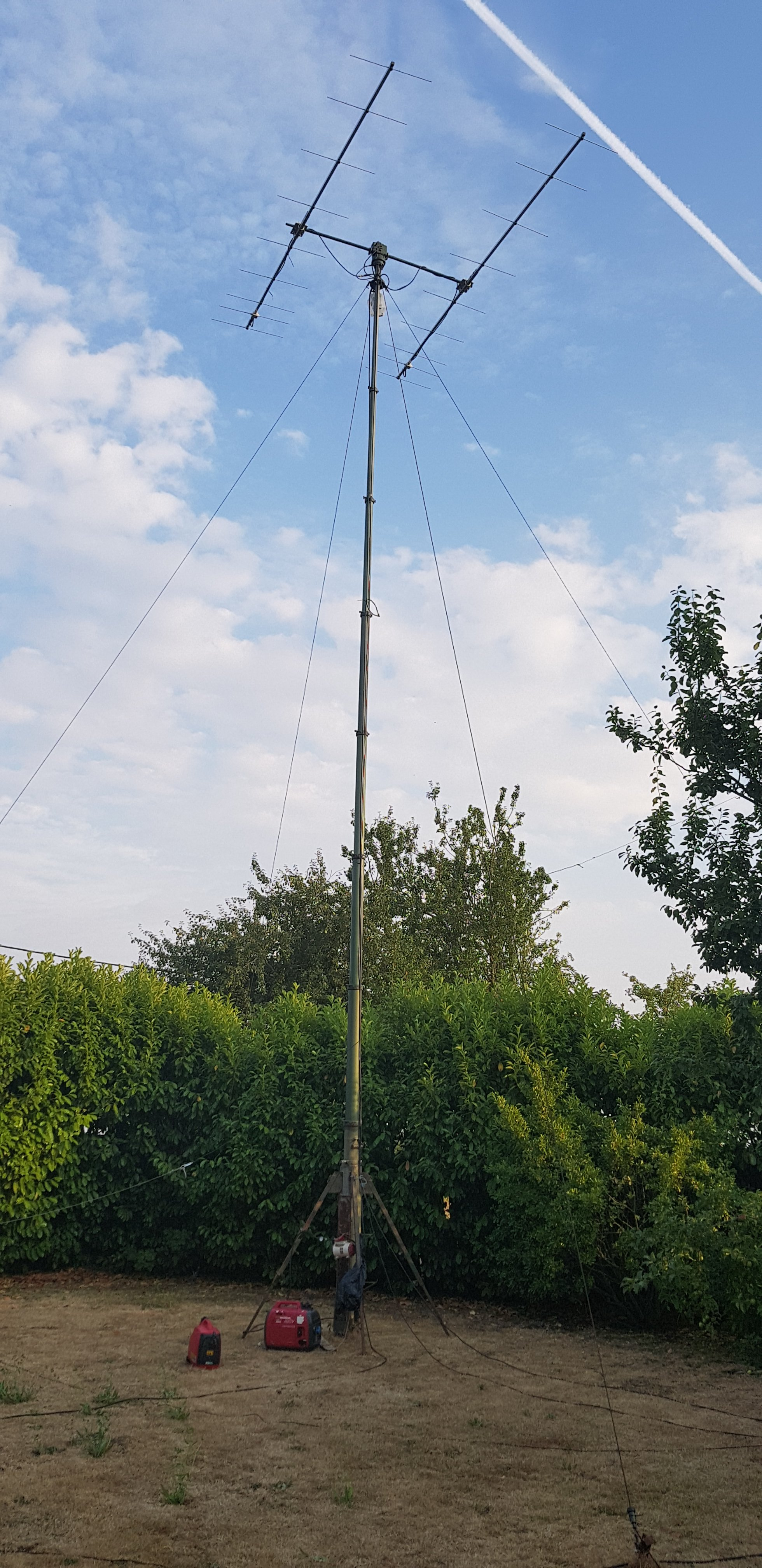 Some VHF Tinkering – George Smart – M1GEO