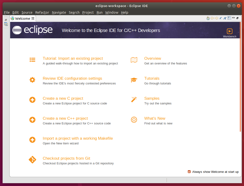 Installing Eclipse IDE and PyDev onto Ubuntu 18 04 – George Smart